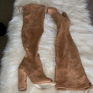 Steve Madden boots WORN ONLY 1 time